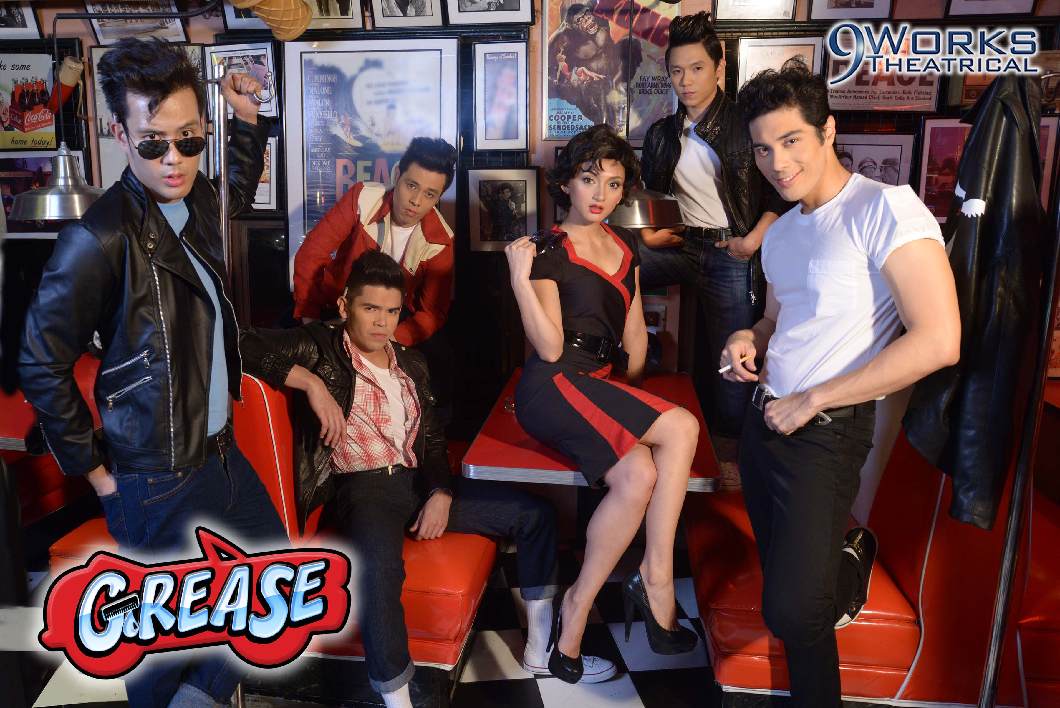 Iya Villania Images Great grease! the electrifying musical returns to manila starting