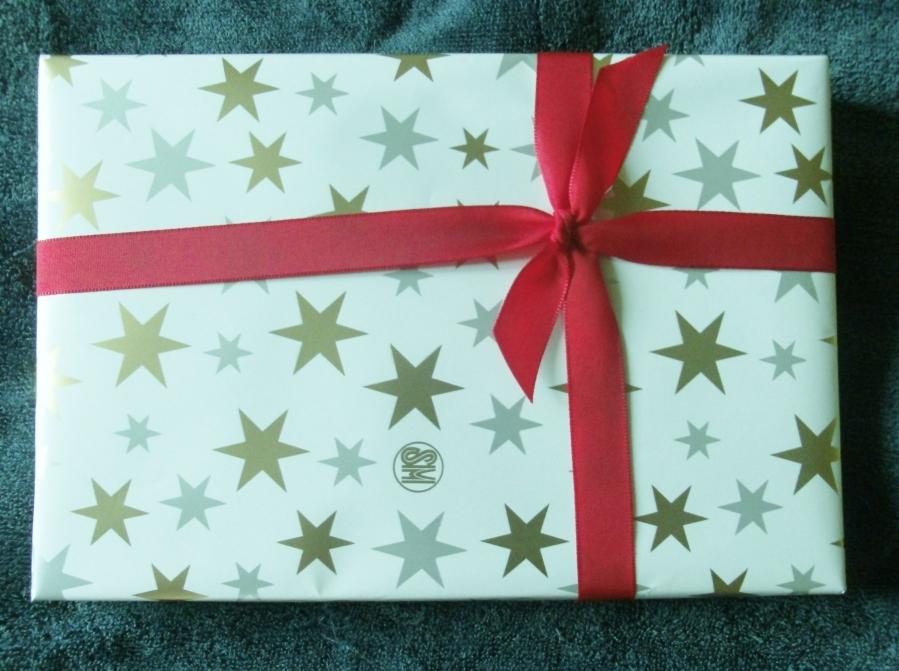 Baby Shower Gift via SM Makati's Gift Registry, paid via EGC