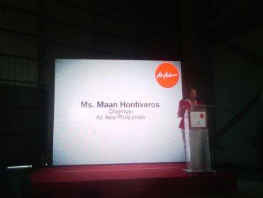 Photo of Ms. Maan Hontiveros by Lee Cundangan