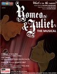 ROMEO AND JULIET POSTER 2014