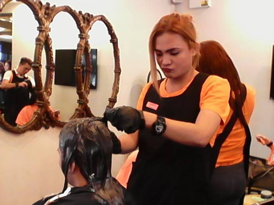 Orange Blush Salon 3